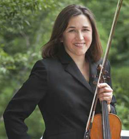 Kelly Howard, Violinist