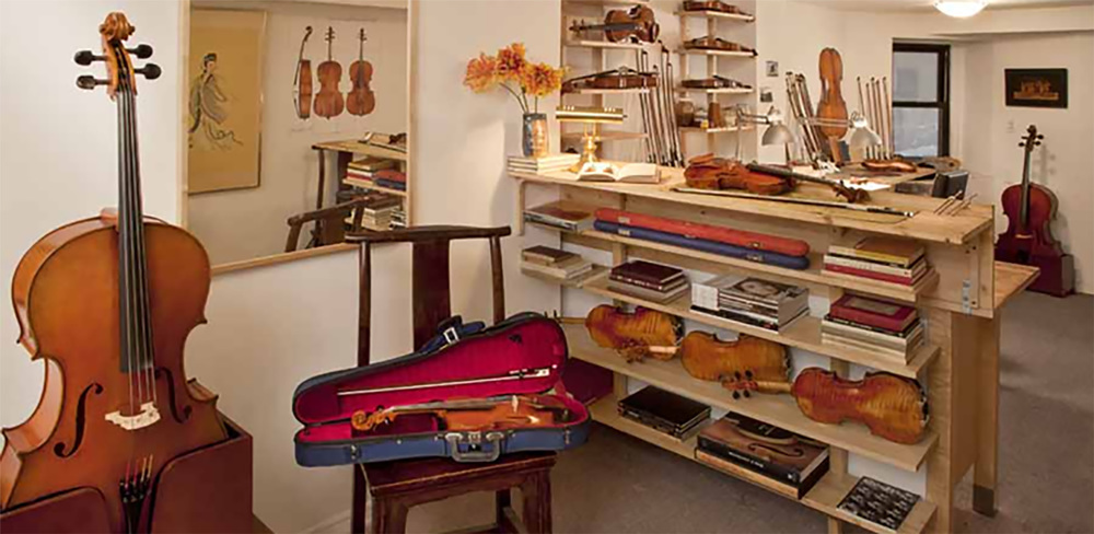 Matthias Lehner Violins Shop
