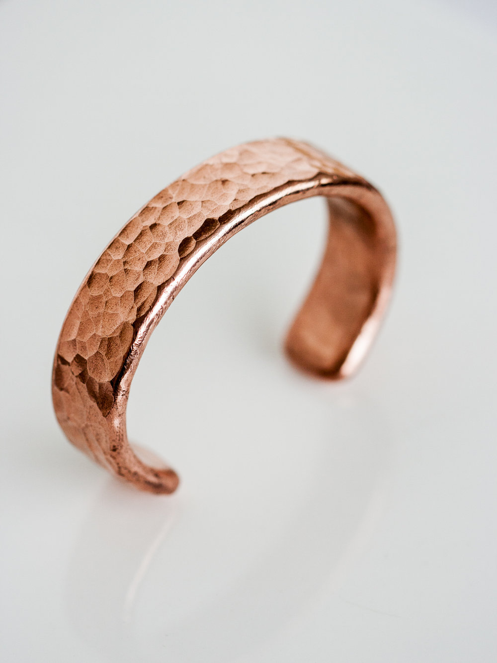 Big Copper Cuff