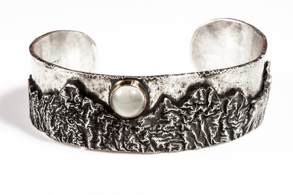 Moon Mountain Cuff