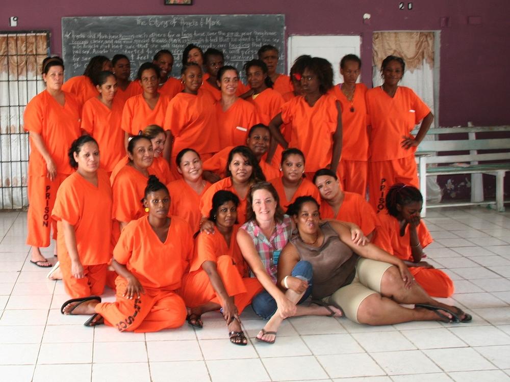 Women's Prison Belize