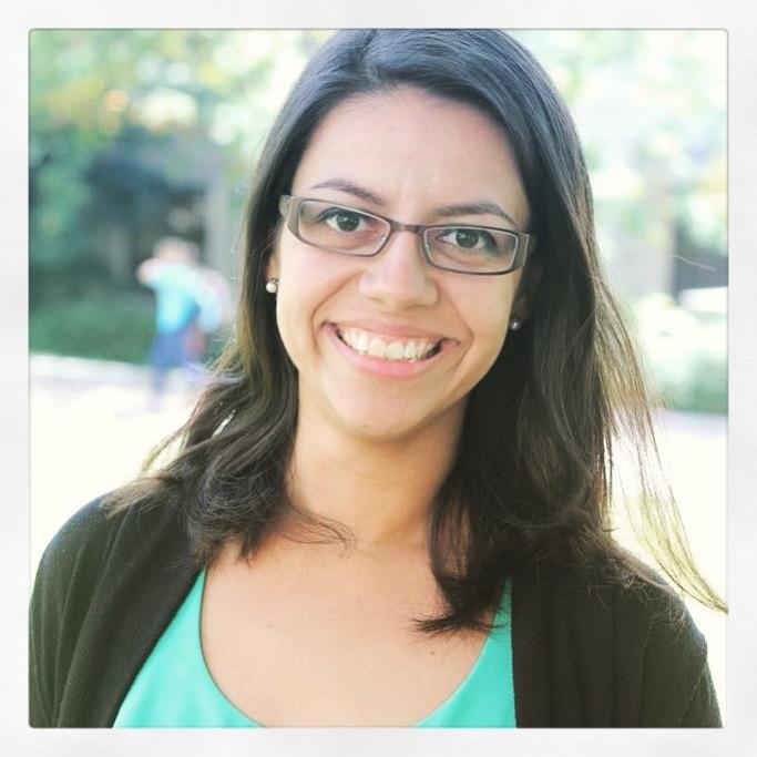 Suyen Espinoza - Fulbright Graduate Student