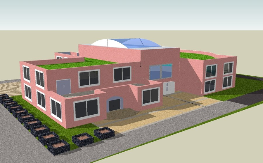 Breigthaupt Community Centre Concept