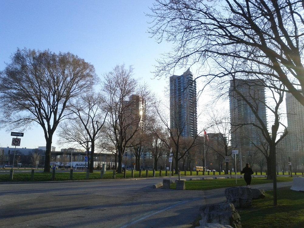 Toronto at Dawn