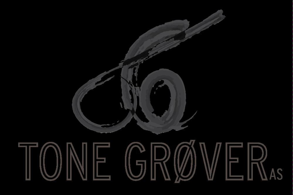 Logoen til Tone er basert på hennes signatur.