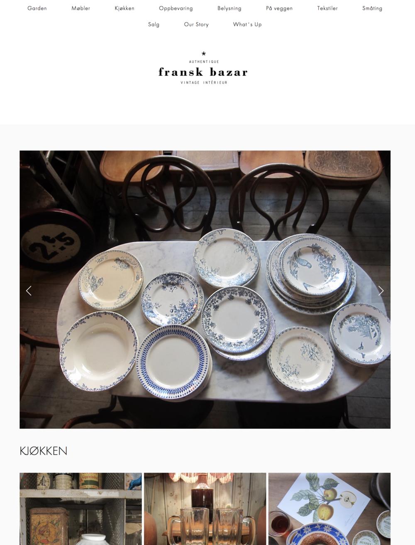 www.franskbazar.no