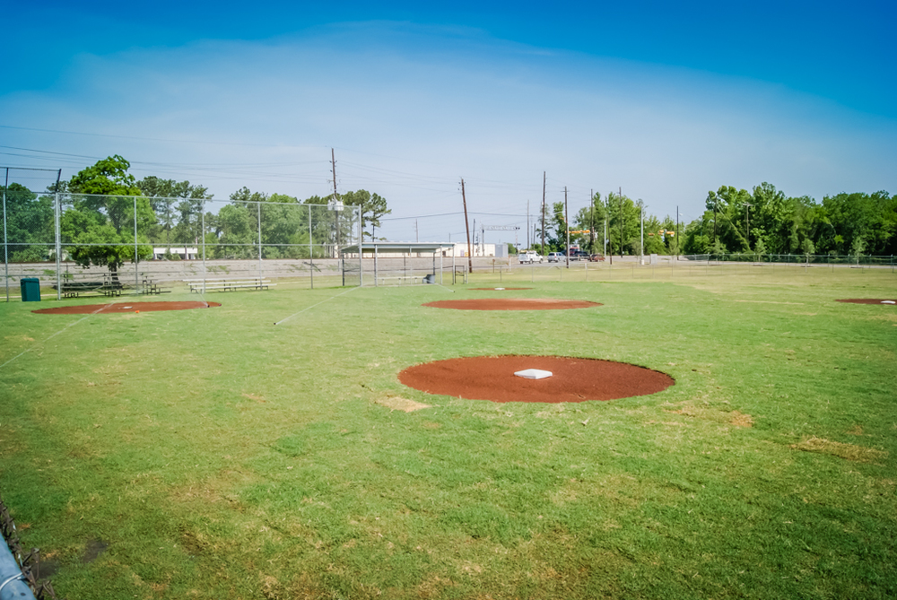 Athletic Field Services in Houston is an Area of Passion and Expertise for Earth First Landscapes!