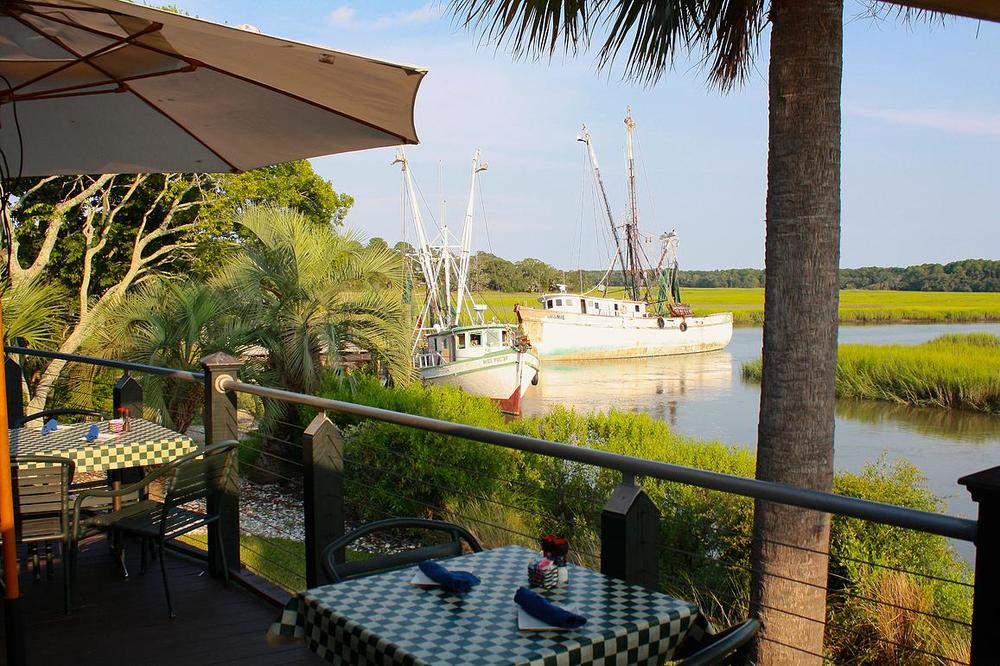 Hilton Head Waterfront Dining