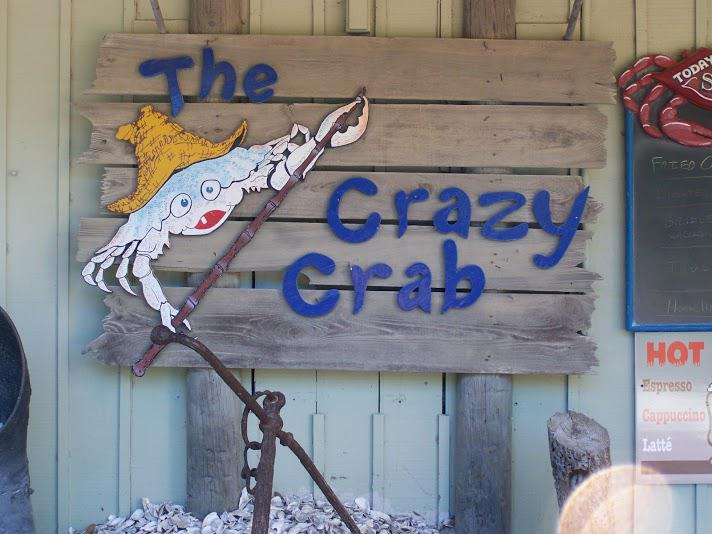 Yup that's Hilton Head's Crazy Crab!