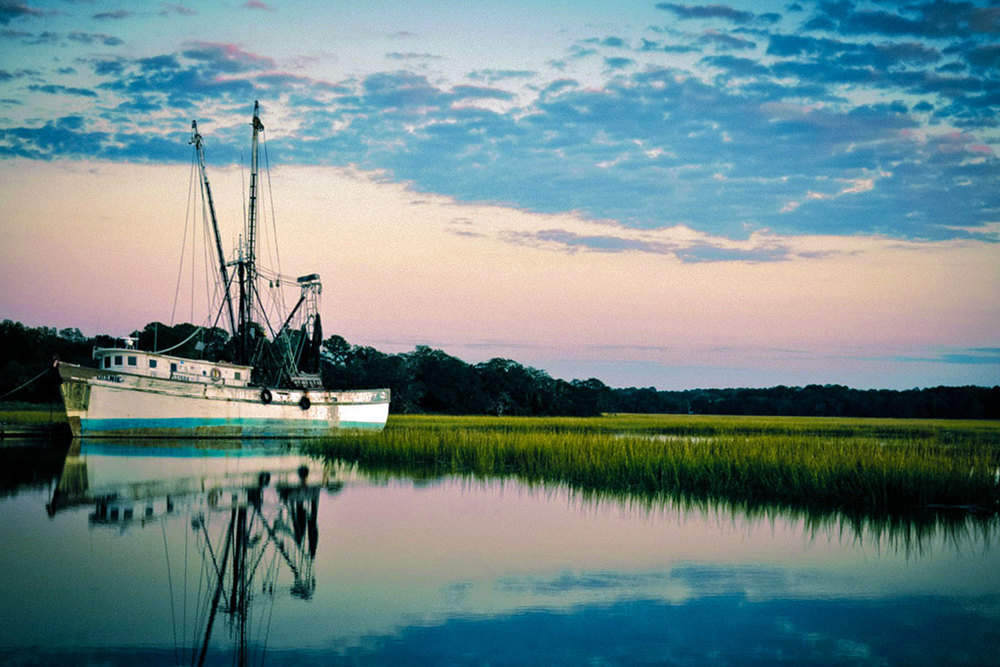 Hilton Head Shrimpboat