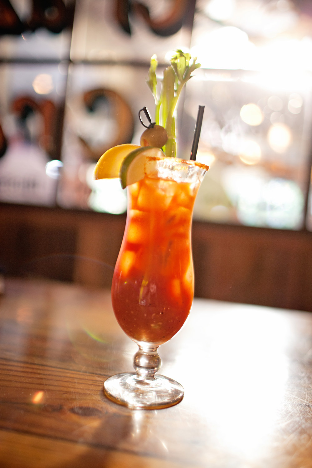 Hilton Head's Best Bloody Mary