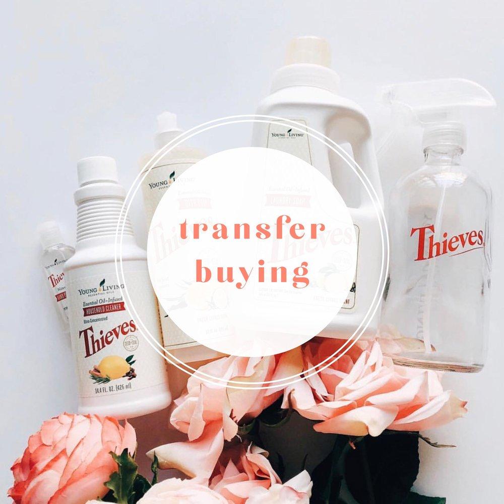 transfer buying