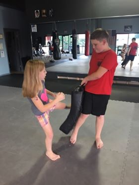 Community - Martial Arts help build community and friendships while everyone grows together.
