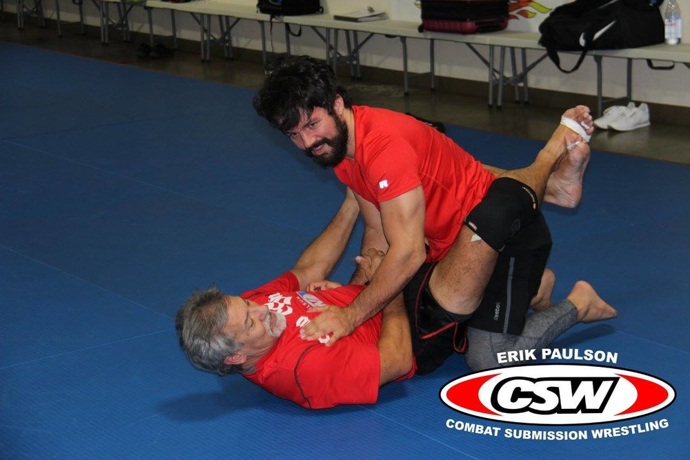 Practice Makes Perfect - While Gi training is important, No-Gi is equally as important.