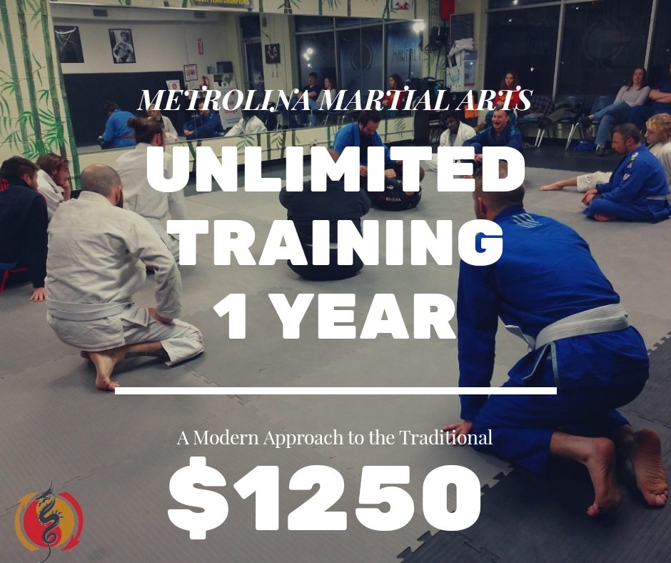 Unlimited Training - Access to ALL Arts for the whole year!INCLUDES FREE UNIFORM, GLOVES, & STICKS!*Available to New Students Only