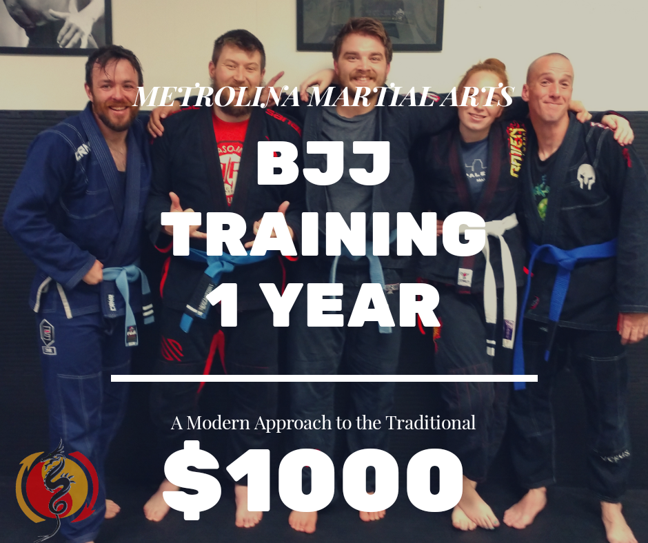 BJJ Training - A Whole Years Worth of BJJ Training — get 2 months free!INCLUDES FREE UNIFORM!*Available to New Students Only