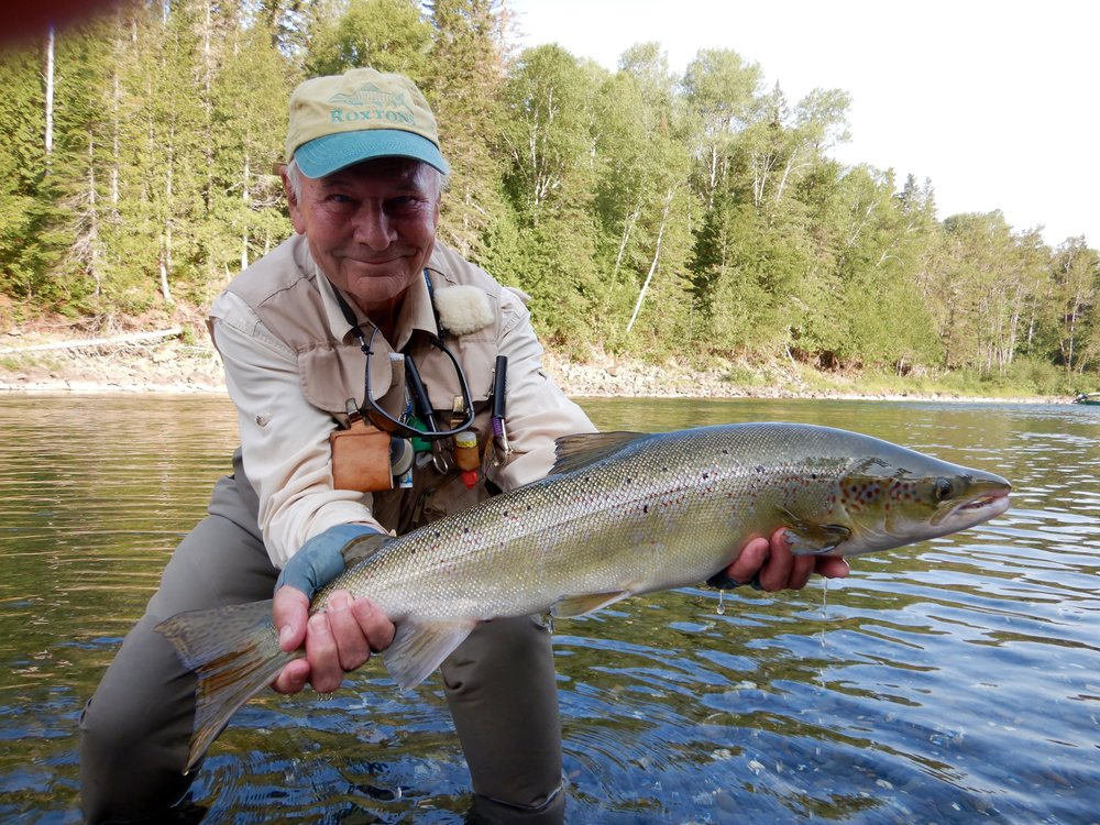 John Elsey landed this nice one on the Bonaventure, congratulations john!