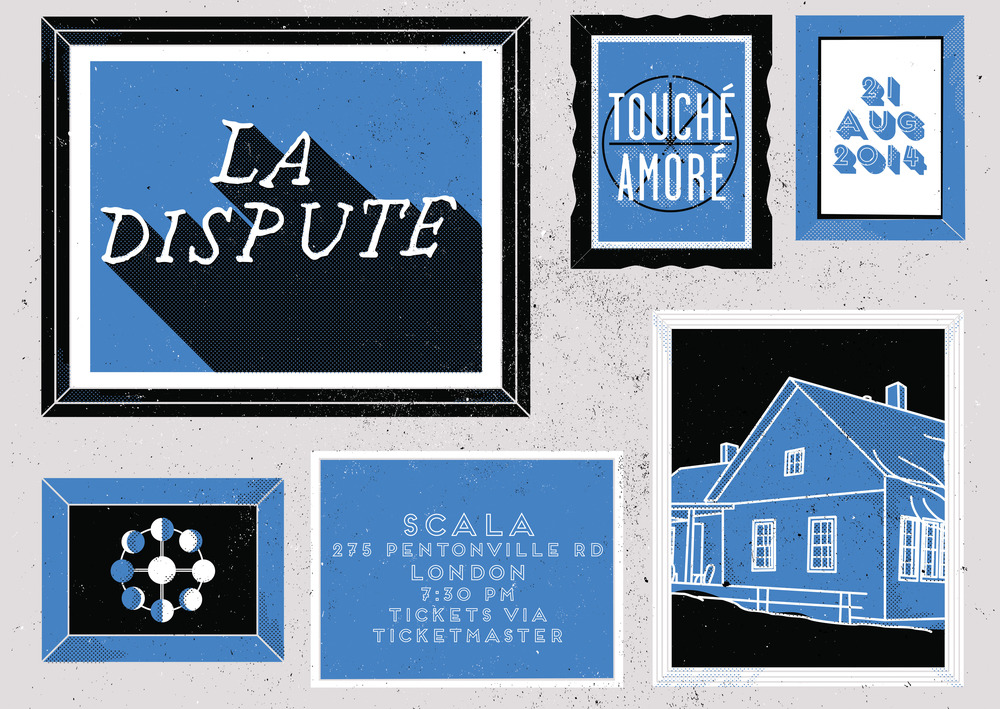 La Dispute/ Touche Amore - London 2014