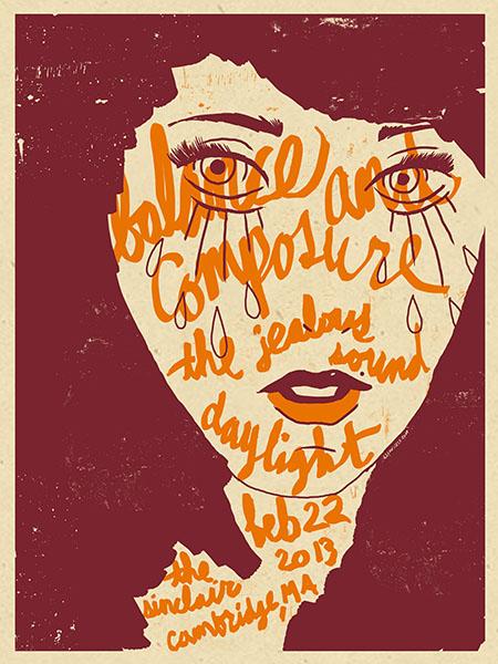 Balance & Composure - 2013
