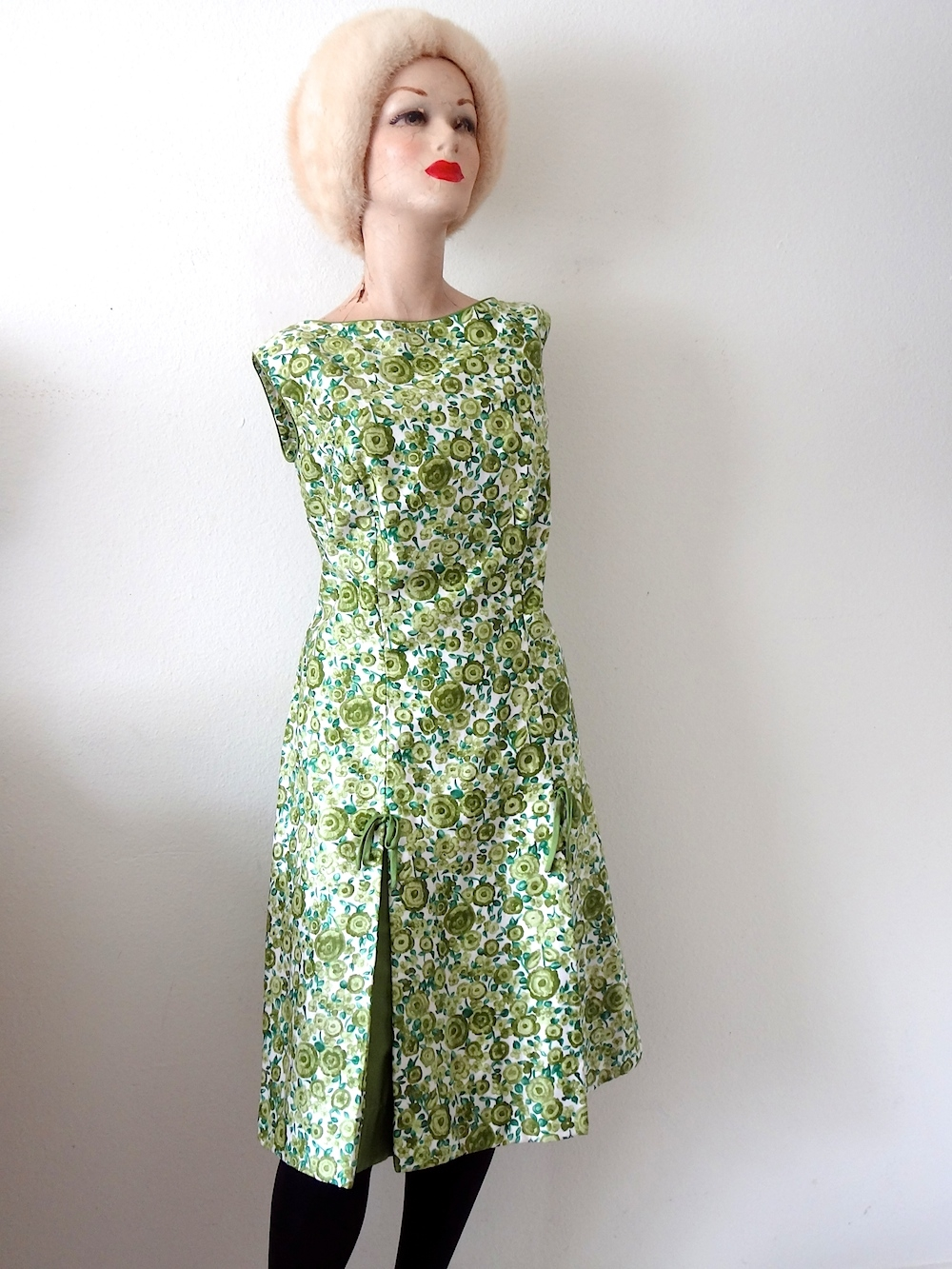 1960s Tori Richard dress