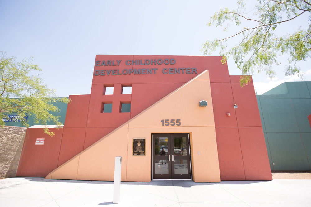 MLK Development Center 1555 W. Carey Avenue North Las Vegas, NV 89032 Phone: 702- 642-0451 Fax: 702-657-0385                           Cross Streets: MLK & Carey Zone: North Center Director: May Ann Caparas