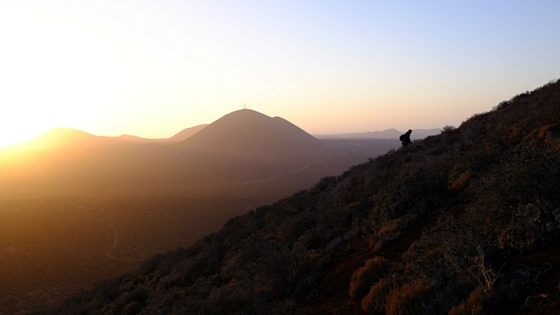 Chad McMillan Hiking