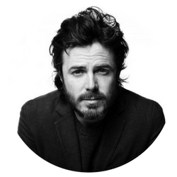 CASEY AFFLECK  2017 Academy Award Winner for Best Actor, Writer, Director, Lead Actor, Light of my Life (Feature Film)