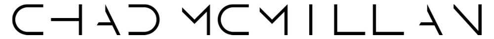 Chad McMillan Logo Full Black.png