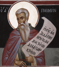 St. Pimen the Great (Commemorated on 9 September)