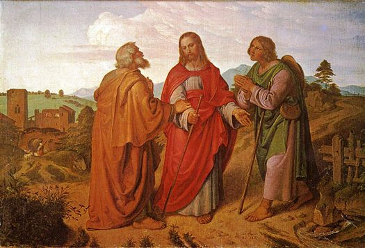 Commemoration of  Saint Cleopas the Apostle and His Companion , celebrated on 1 Hator / 10 November
