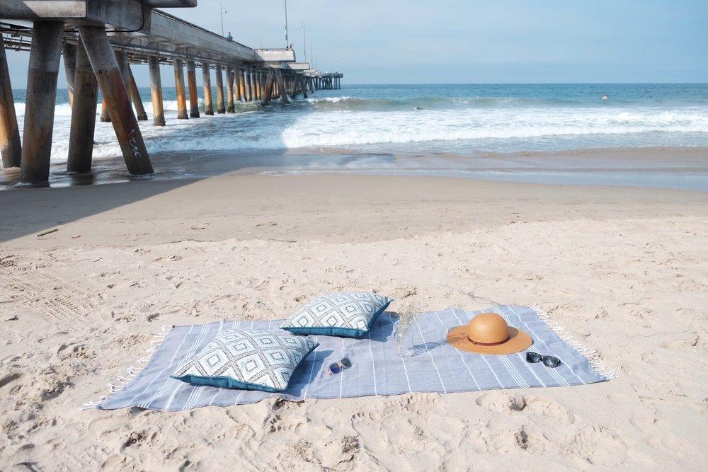 Pier and Towel.JPG