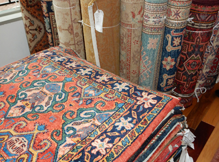 Larchmere Oriental Rugs