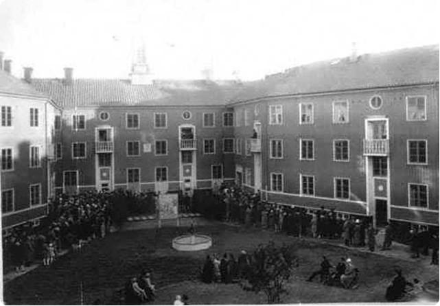 Invigningsfesten 1928