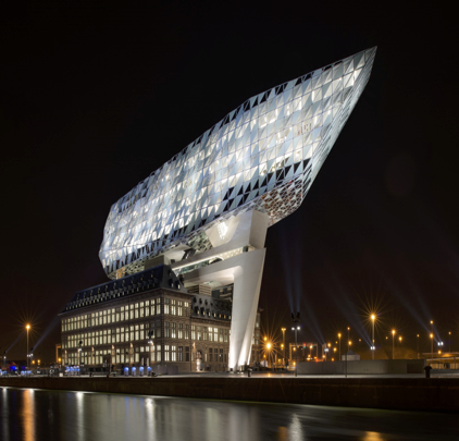 De Bertjes 2017 vond plaats in het Havenhuis in Antwerpen.