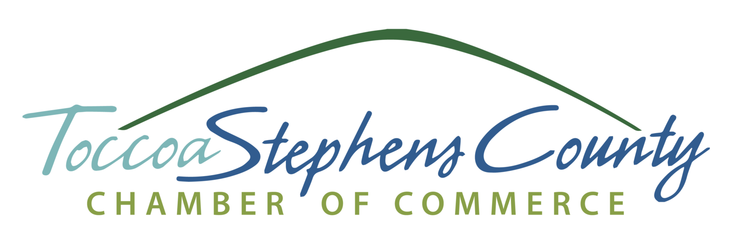 TOCCOA STEPHENS COUNTY CHAMBER OF COMMERCE