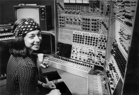 Suzanne Ciani © Seventh Wave Productions