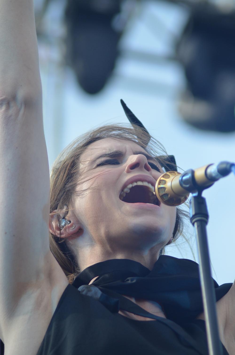 The Cardigans, banda sueca liderada por Nina Persson. Entre sus temas más conocidos, están
