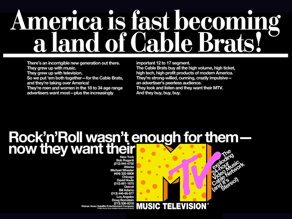 I want My MTV was a rallying cry and an entire generation grew up watching short-form video
