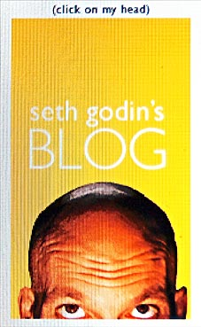 For an example of a great blog that is intelligently written, helpful and entertaining, look at Seth Godin's blog on Typepad.