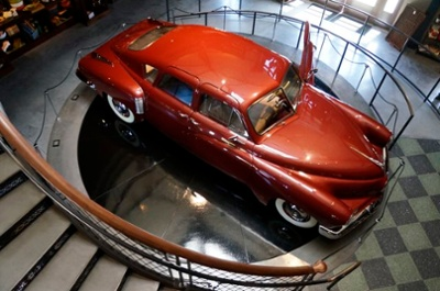 A Tucker Automobile from the Francis Ford Coppola Movie