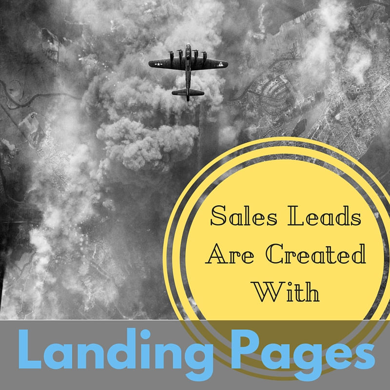 Landing Pages for Lead Conversion