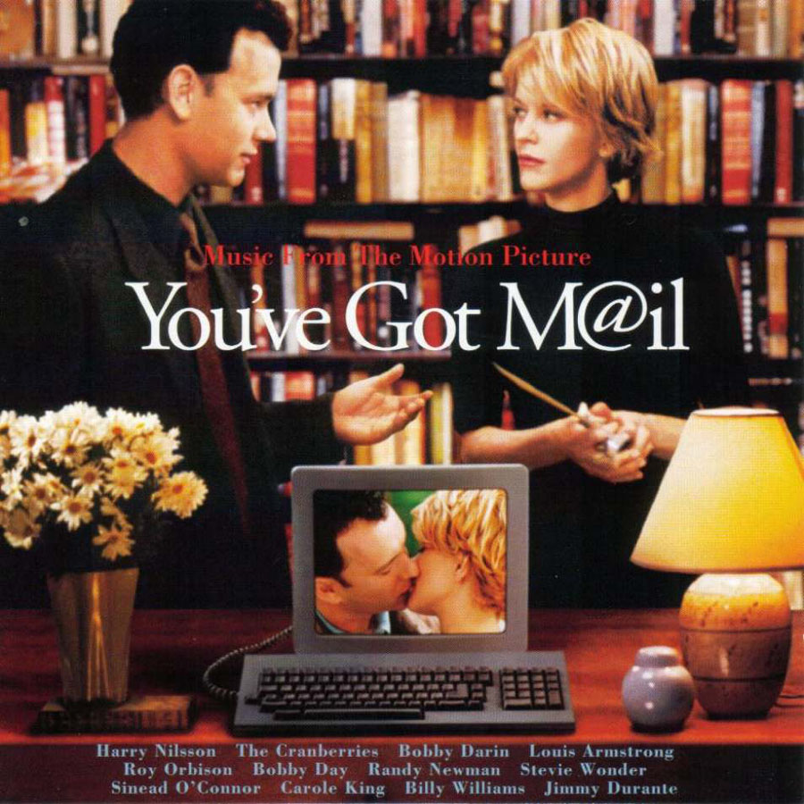 movie poster from you've got mail