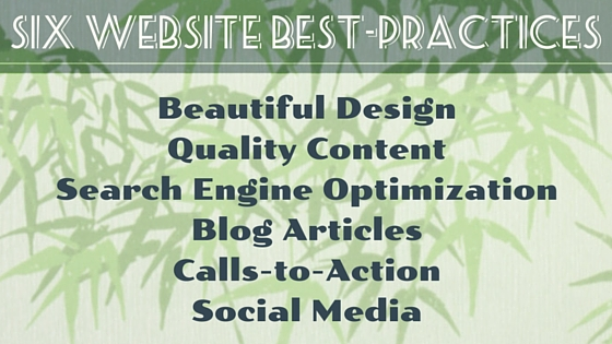 Website tactics for architects | Blog Banner