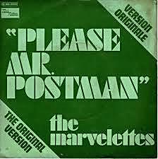 Please Mr Postman 45RPM Single