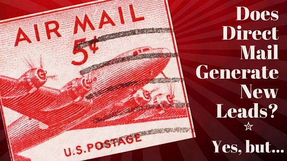 Does Direct Mail Work Call to action