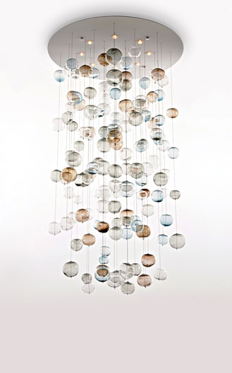 Bubble Chandelier Image