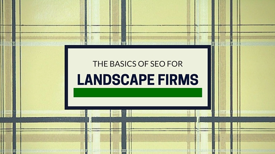 SEO for Landscape Designers