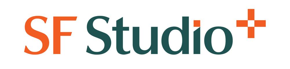 SF Studio+ Logo Design