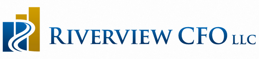 Riverview CFO Logo Design
