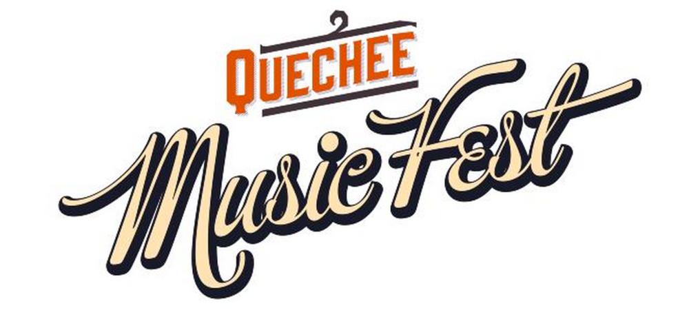 Quechee Music Fest Logo Design